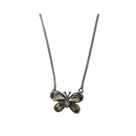 Colar-Papillon
