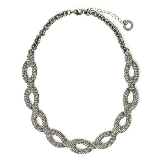 COLAR-SLIM-CHAIN-STRASS-GRAFITE-FRENTE