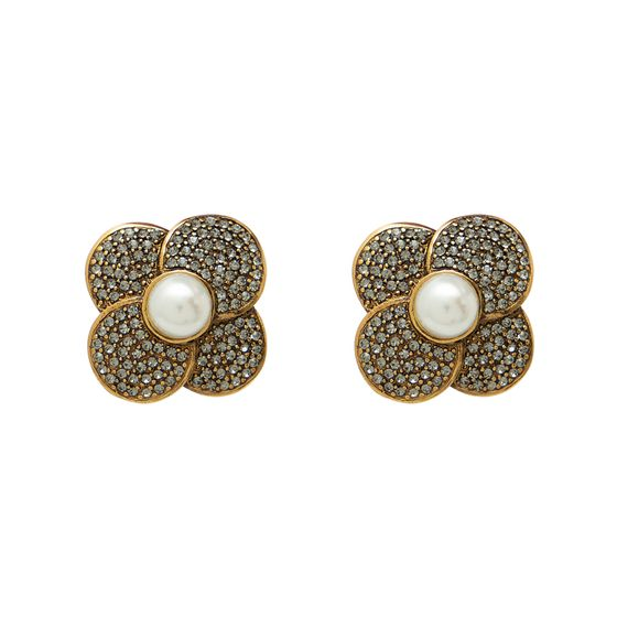BRINCO-PEARL-FLOWER-OURO-VINTAGE-FRENTE