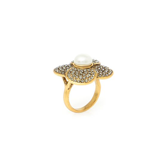 ANEL-PEARL-FLOWER-OURO-VINTAGE-LADO