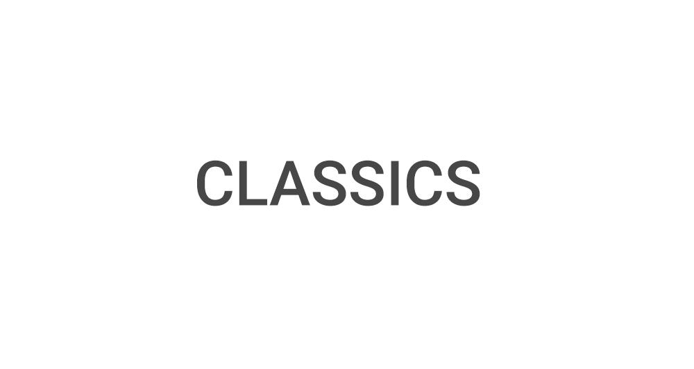 CLASSICS ESCRITA